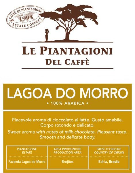 Ese Coffee Pods Lagoa do Morro 100_ Arabica – Fully Washed – Single Estate 2