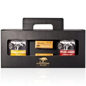 Lingottini Dark Chocolate & Espresso Gift Box