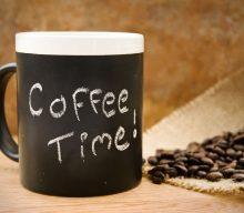 Coffee break? Not only…it's my coffee time!!!