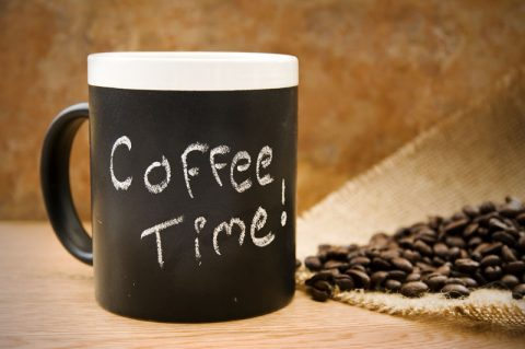 Coffee break? Not only…it's my coffee time!!!