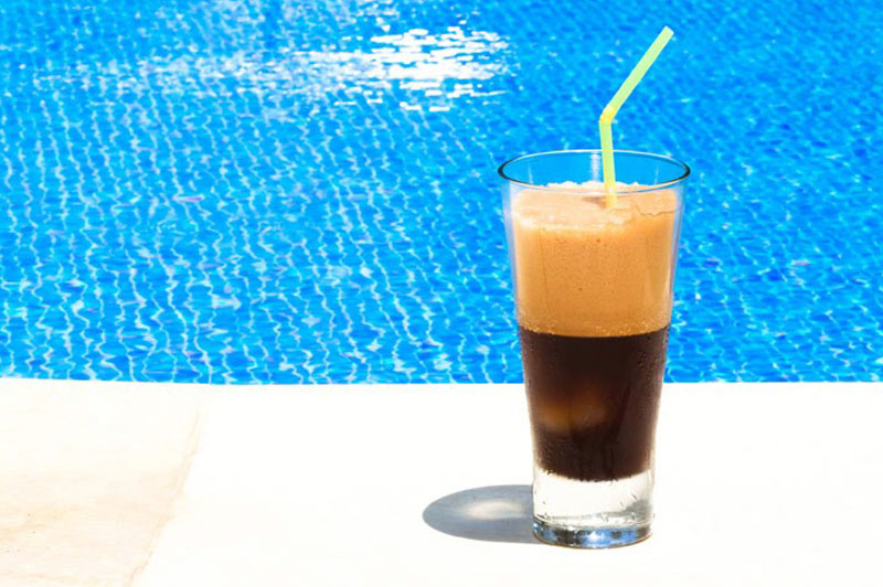 Summer Iced Coffee
